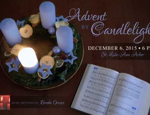 Advent by Candlelight 2015 Photo Gallery